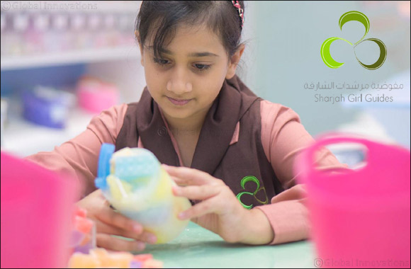 Sharjah Girl Guides Unleash their Power on International Day  of the Girl Child