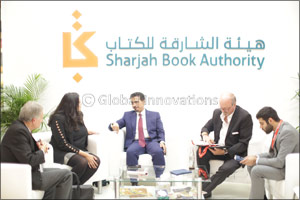 Sharjah Book Authority Strengthens Ties With International Publishers at Frankfurt Book Fair 2018