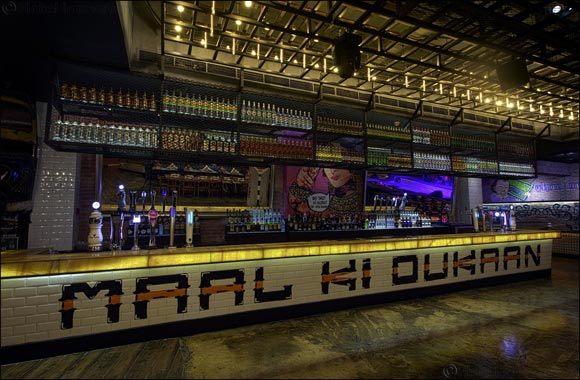 Dubai's newest social hub - Bar Baar introduces 'Thela Baar Brunch'