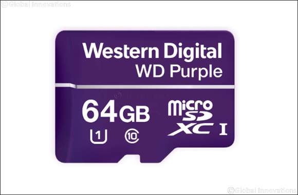 Western Digital powers AI-enabled storage for futuristic surveillance and security
