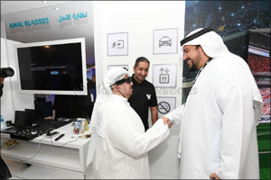 du Promotes Inclusive, Happier Society in Partnership With Amal Glasses at GITEX Technology Week 201 ...