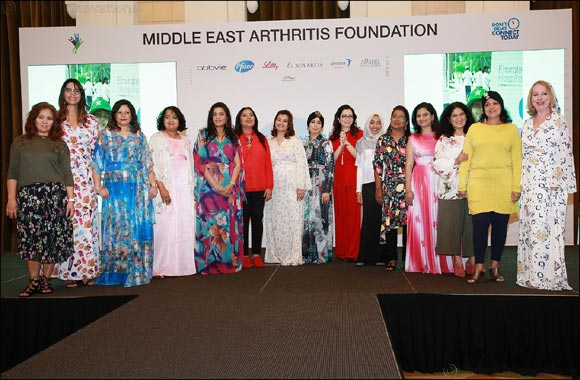 400 UAE residents come together on World Arthritis Day