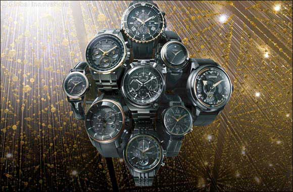 CITIZEN Unveils 100th Anniversary Limited Edition Collection