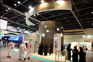 Dubai Health Authority showcases its smart services at GITEX 2018.