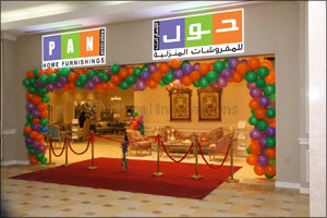 Mega Clearance up to 90 % and VAT-free at Pan Emirates
