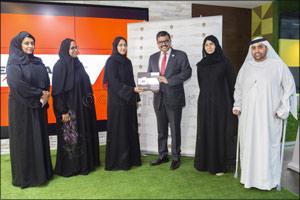 UAE Exchange Enters the Prestigious Platinum Class of Tawteen Partners Club