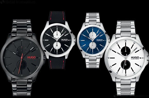 HUGO BOSS Watches Jump Collection