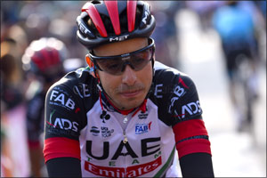 Magic Man Mirza Looking to End Season on High as UAE  Teamemirates Announce Guangxi Line-up