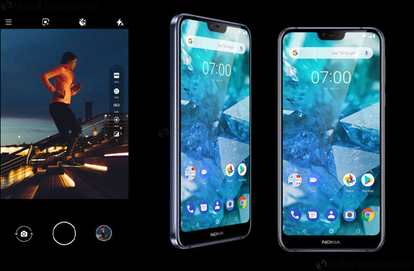 Introducing the Nokia 7.1 to the UAE