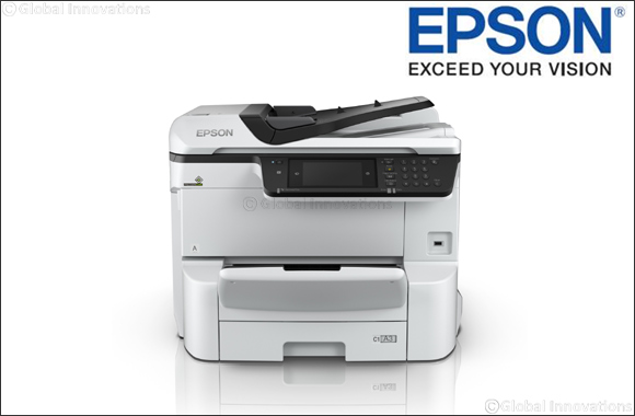 Epson Introduces the New A3 and A4 business inkjet aimed at busy workgroups during GITEX Technology Week