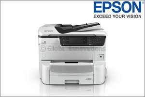 Epson Introduces the New A3 and A4 business inkjet aimed at busy workgroups during GITEX Technology  ...