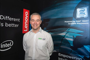 Lenovo drives Intelligent Transformation of the future at GITEX Technology Week 2018