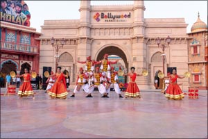 BOLLYWOOD PARKS� Dubai introduces 11 new shows with a new line up of performances from various regio ...