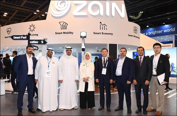 Zain Kuwait, Samsung and Al Babtain Turnkey Solutions Sign MOU to Fast-Track Enterprise Digital Transformation with IoT