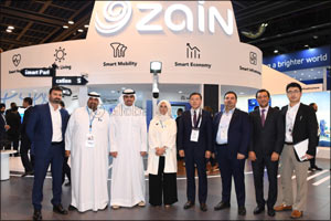 Zain Kuwait, Samsung and Al Babtain Turnkey Solutions Sign MOU to Fast-Track Enterprise Digital Tran ...