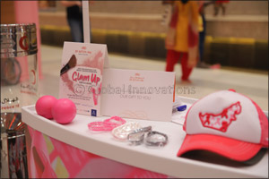 Ibn Battuta Mall partners with Pink Caravan to promote breast cancer awareness and treatment '