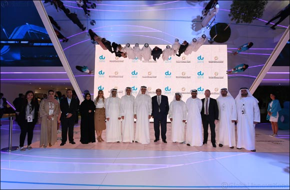 Smart Dubai, du and Community Development Authority sign agreement to deliver Dubai Pulse Solutions