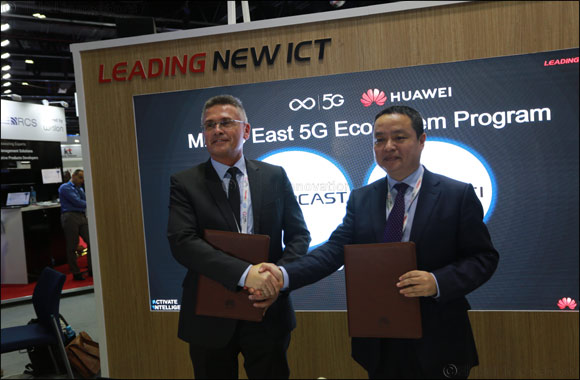 Huawei and TPCAST collaborate to enhance VR capabilities over 5G broadband