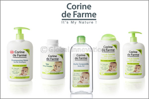Trust Corine de Farme for Sulfate-Free Baby Products
