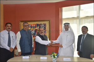 Expo Centre Sharjah enhances its cooperation with the All India Plastic Manufacturers Association
