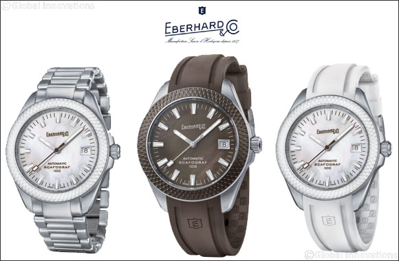 Eberhard & Co. Presents Scafograf 100