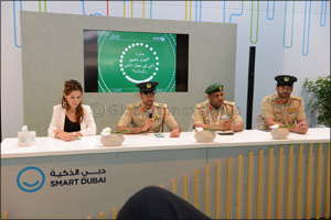 Dubai Police launch Future Societies 5.0: world's smartest force announce 2019 AI summit that will p ...