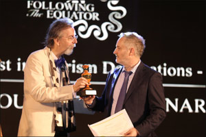 Department of Culture and Tourism � Abu Dhabi Wins Top Accolades for Best Destination Campaign Film