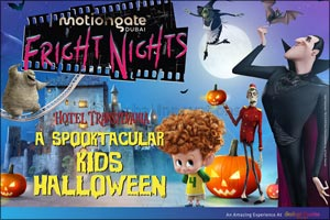 Motiongate Dubai's Fright Nights Offers Something for Everyone this Halloween