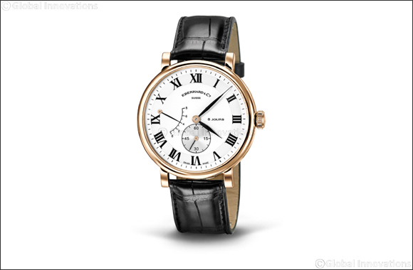 8 Jours Grande Taille a modern take on a classic timepiece