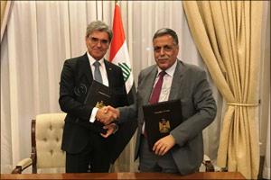 Siemens in landmark MoU to repower Iraq, support economic prosperity