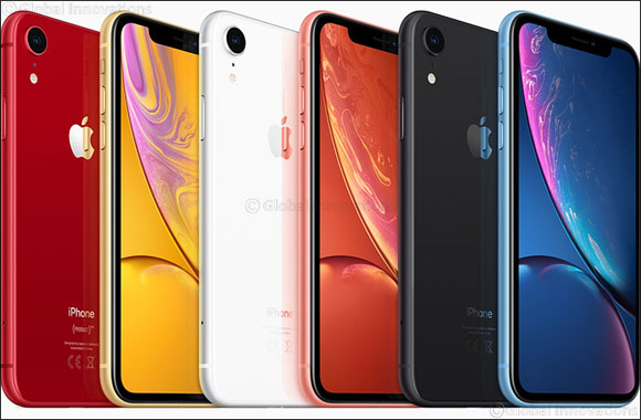 Pre-ordering for new iPhone XR now open on SOUQ.com
