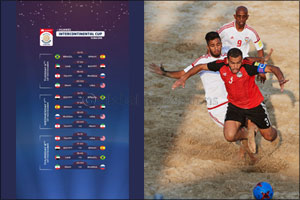 UAE to open Intercontinental Cup campaign against Egypt