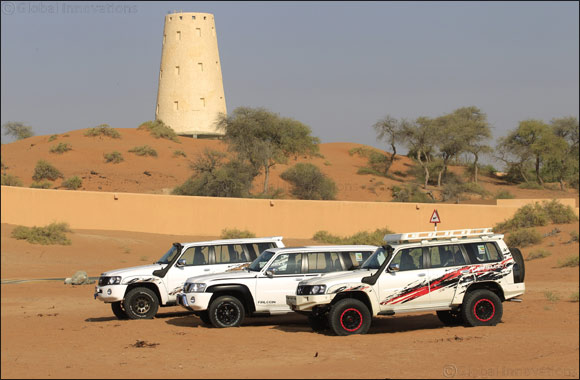 Every Land Has Its Legend: Nissan Continues to Dominate On and Off Road with Expansions to Patrol Safari Range