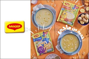 MAGGI Introduces Soups for Kids