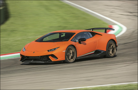 Lamborghini Huracán Performante is officially Jeremy Clarkson's Car of the Year