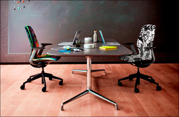 Breakthrough designs from Steelcase debuted at Downtown Design