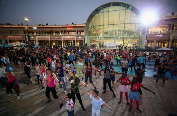 Dubai Festival City to host Opening Carnival Weekend of Dubai Fitness Challenge 2018