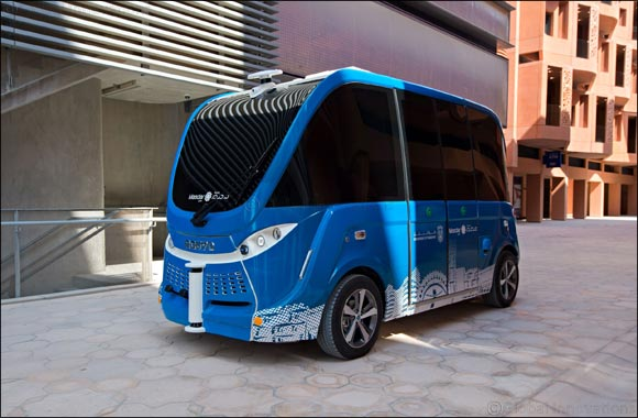Masdar City to introduce first operational autonomous mobility service in MENA with unveiling of NAVYA 'AUTONOM SHUTTLE'