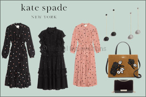 Kate Spade New York ends year on a high note with the return of brand face