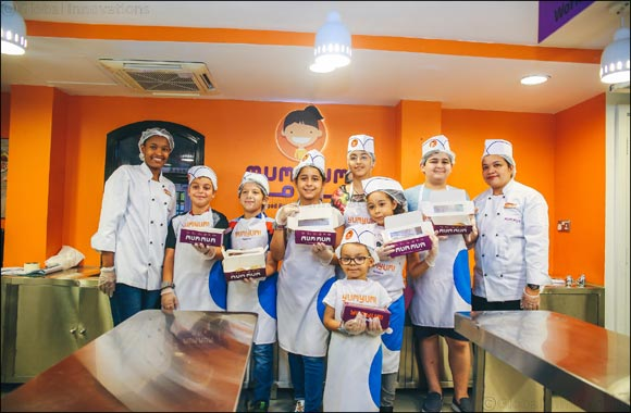 KidZania® partners with Mum Mum for 'Culinary School' that focuses on healthy and nutritious meals