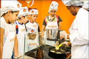 KidZania� partners with Mum Mum for �Culinary School' that focuses on healthy and nutritious meals