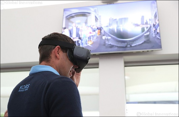 World-first technology test by the European Tour and Tata Communications shows how virtual reality could transform golf