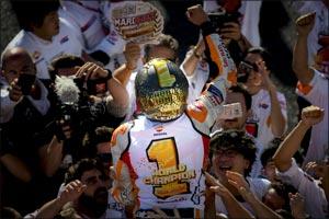 Tissot T-Race Marc Marquez A tribute to the 2018 MotoGPTM World Champion