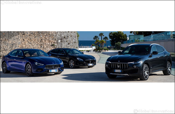Maserati offers an exclusive customer care service with an upgraded seven-year package on 2018 range models