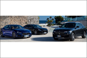 Maserati offers an exclusive customer care service with an upgraded seven-year package on 2018 range ...