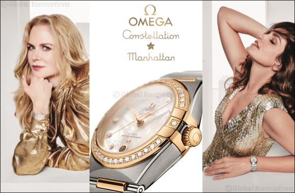 OMEGA Constellation 2018