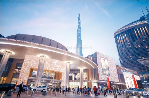 The Dubai Mall marks a glorious decade of setting new standards and transforming global retail