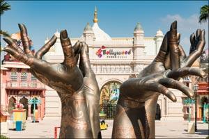 BOLLYWOOD PARKS� Dubai is the go-to destination for Diwali celebrations this November