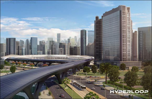 Hyperloop Transportation Technologies Announces Partners and Construction Start for Commercial System in Abu Dhabi