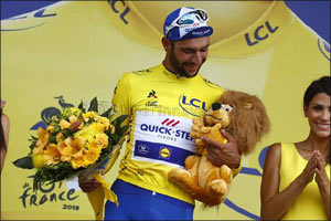 Gearing Up for Gaviria: UAE  Team Emirates Sign Colombian Star on Three Year Deal